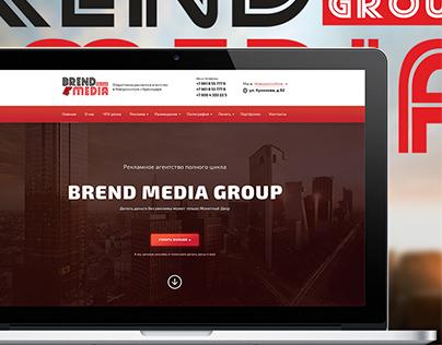 Рекламное агентство «Brend Media Group»