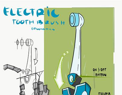 Ergonomics: Electric Toothbrush