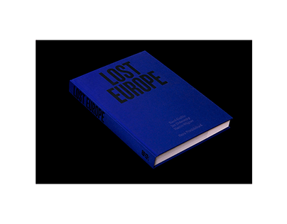 Lost Europe – photography book
