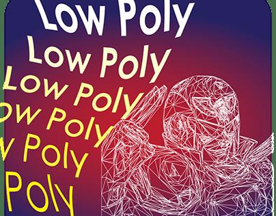 Low Poly Capitán Falcon