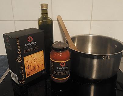 Cucina Packaging