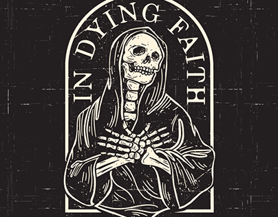 in dying faith
