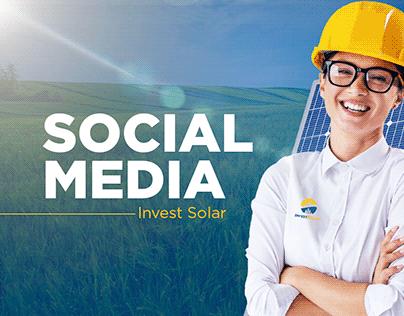 Social Media - Invest Solar
