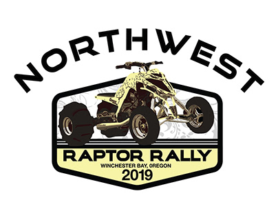 2019 NW Raptor Rally Logo