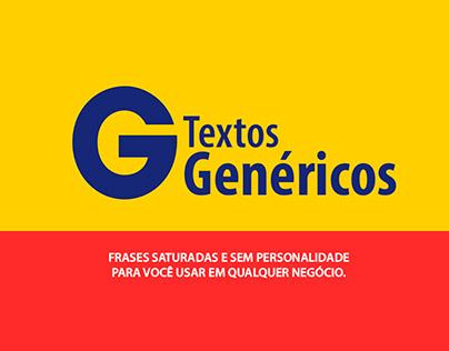 Textos Genéricos