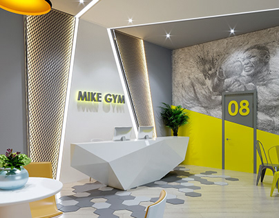 Mike - GYM Reception