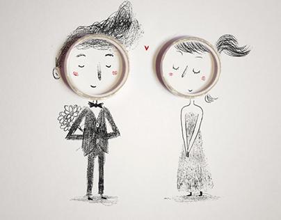 Eric and Julia