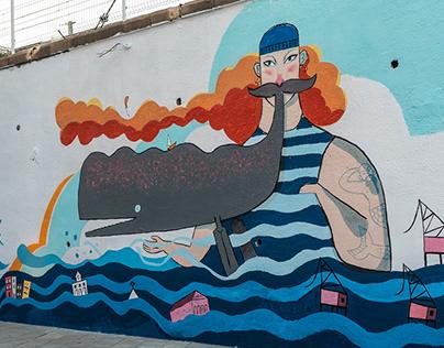 De la Mar al Mur, Tarrgona, 2019