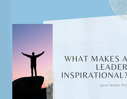 What Makes a Leader Inspirational?