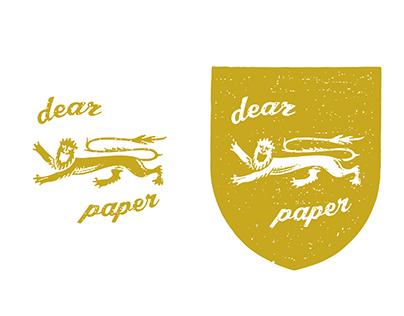 dear paper