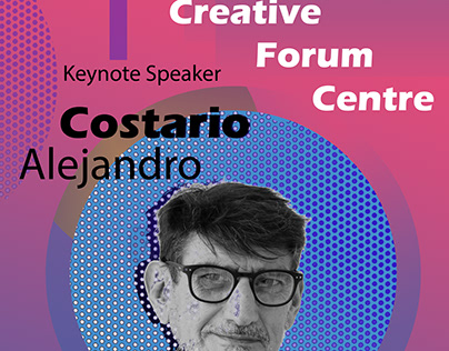 Keynote Speaker Poster