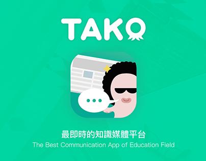 Mobile Application - TAKO