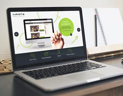 Hypnotiq - UX- Web design