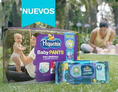 Baby Pants // Pequeñín