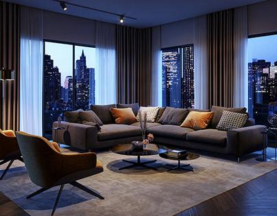 Suite interior Seattle