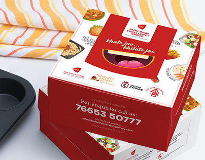Product Packaging Design - Shri Ram Excellency