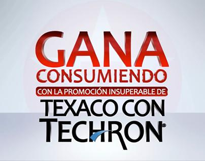 Animación 2D - Texaco con Techron