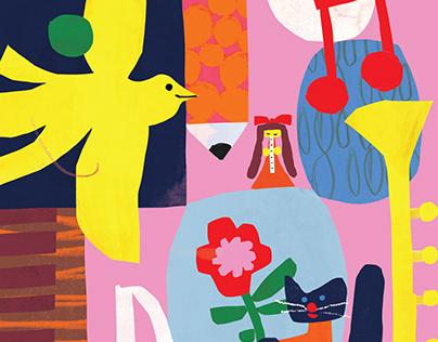 [poster] Kids Art Institute