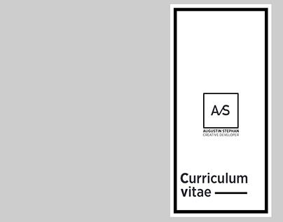 MY LEAFLET CV/RESUME