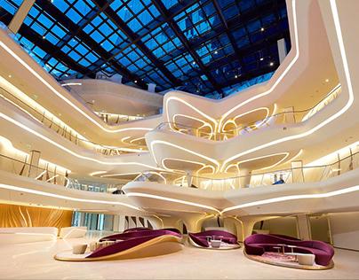 Me Dubai Hotel | by Zaha Hadid