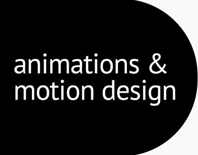 Видео ролики и анимация
