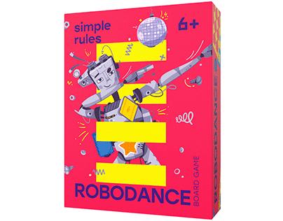 """Board Game """"Robodance"""""""