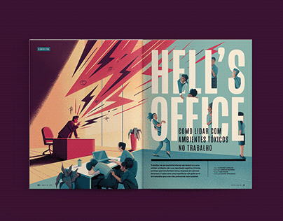 Hell's Office - VC S/A