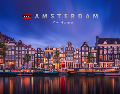 Amsterdam - My Home