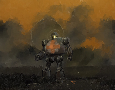 WWOne Mech Painting Two