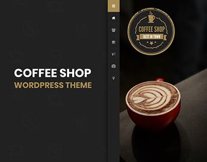 Coffee Shop - WordPress Cafe, Restaurant, Bar Theme
