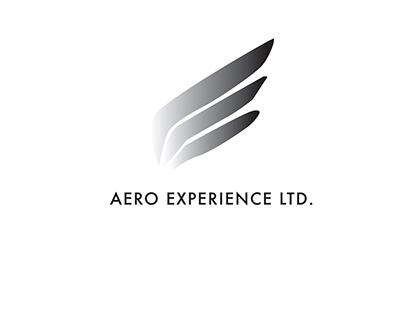 Aero Experience Ltd Logo Design