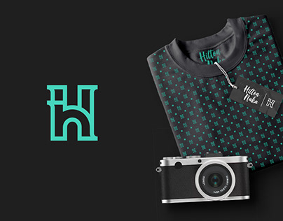 Hilton Naka • Visual Brand Identity