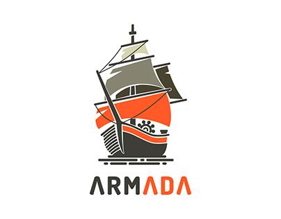 Logo for Armada Events