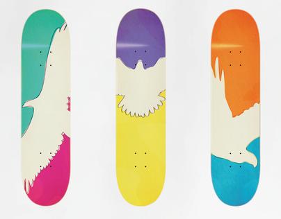 Faith Skateboard Series