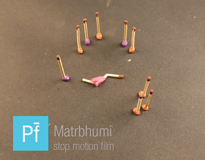 Matrbhumi - Stop Motion Film