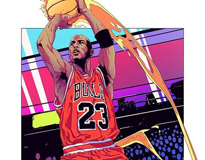The last Dance - Michael Jordan