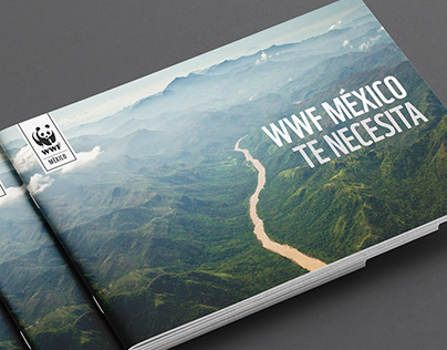 Brochure Great Donors WWF México
