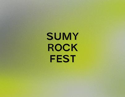 Sumy Rock Fest   Landing Page