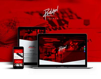 Radikal Agency | Web