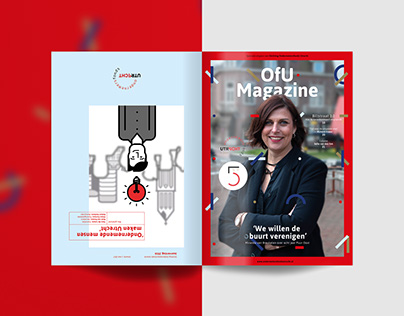 OfU Magazine & Annual report '16
