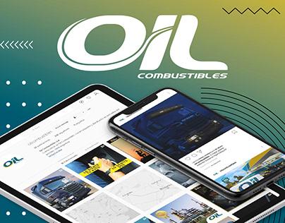 Oil Combustibles - Instagram - Dirección Creativa