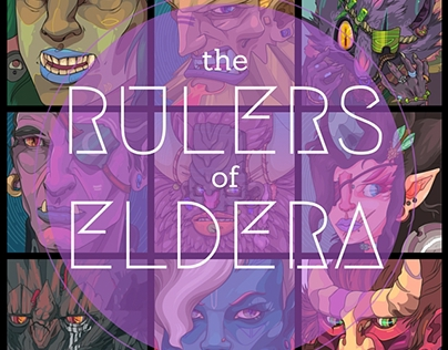 The Rulers of Eldera