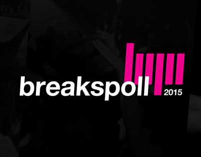 Breakspoll re-brand and promo