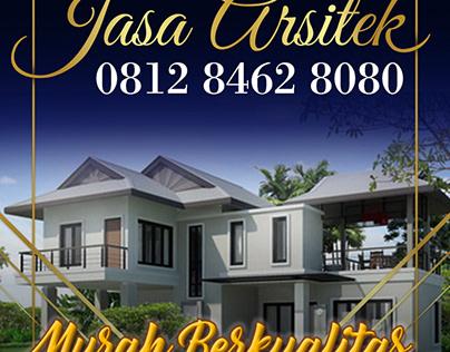 PROFESSIONAL, 0812 8462 8080 (Call/WA), Jasa Arsitek Ru