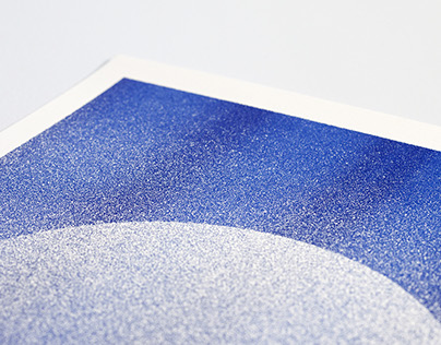 Geometric Riso Prints