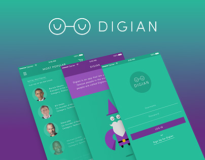 Digian | App Design