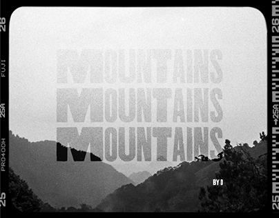 Roll 001 I Mountains