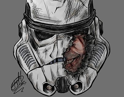 Stormtrooper Strikes Back