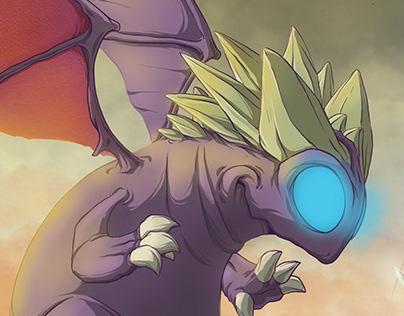 Dragon Valiente