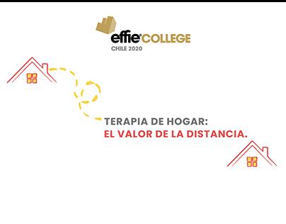 Easy: Terapia de Hogar | Ganador Effie College 2020